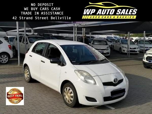 2011 Toyota Yaris Zen3 Acs 5dr  Western Cape Bellville_0