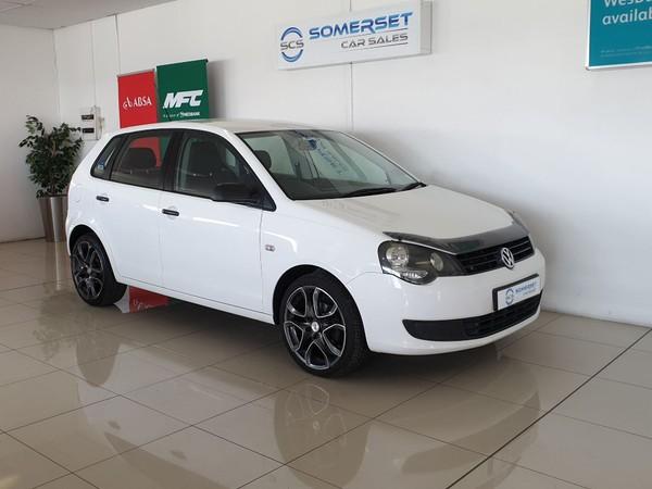 2013 Volkswagen Polo Vivo 1.4 Trendline 5Dr Western Cape Strand_0