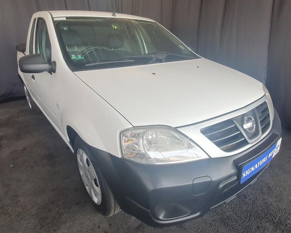 2014 Nissan NP200 1.6  Ac Safety Pack Pu Sc  Gauteng Boksburg_0