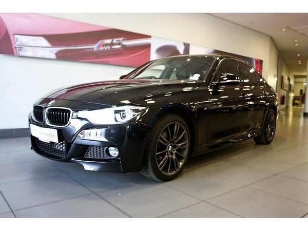 2018 BMW 3 Series 318i M Sport Auto Gauteng Four Ways_0