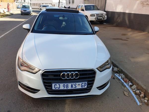 2012 Audi A3 1.8 Tfsi Ambition S Tronic  Gauteng Johannesburg_0