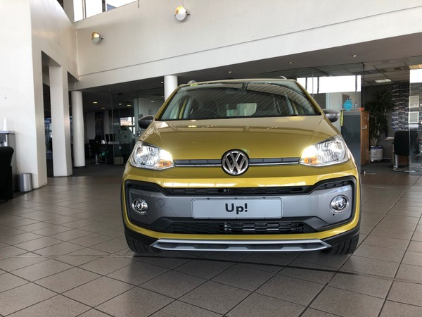 2019 Volkswagen Up Cross UP 1.0 5-Door Gauteng Four Ways_0