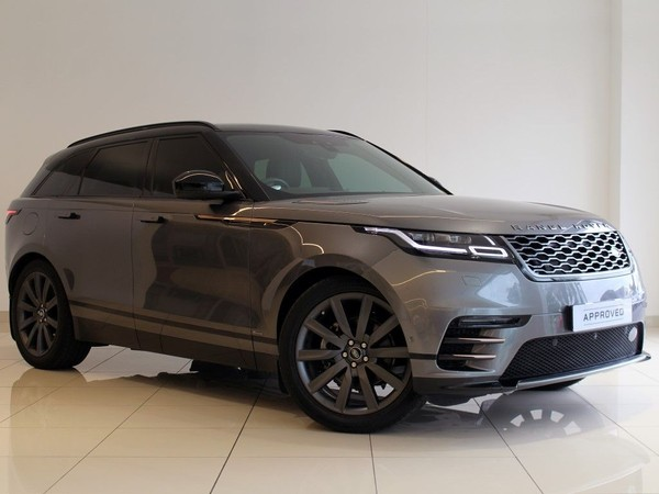 2017 Land Rover Velar 2.0D HSE 177KW Western Cape Goodwood_0