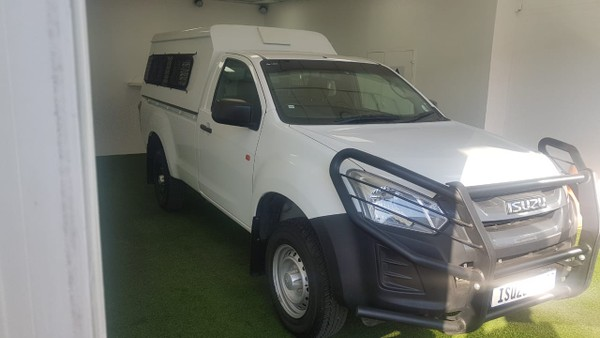 2018 Isuzu KB Series 250D LEED Fleetside Single Cab Bakkie Gauteng Kempton Park_0