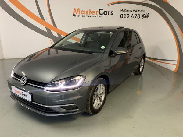 2019 Volkswagen Golf VII 1.4 TSI Comfortline DSG Gauteng Pretoria_0
