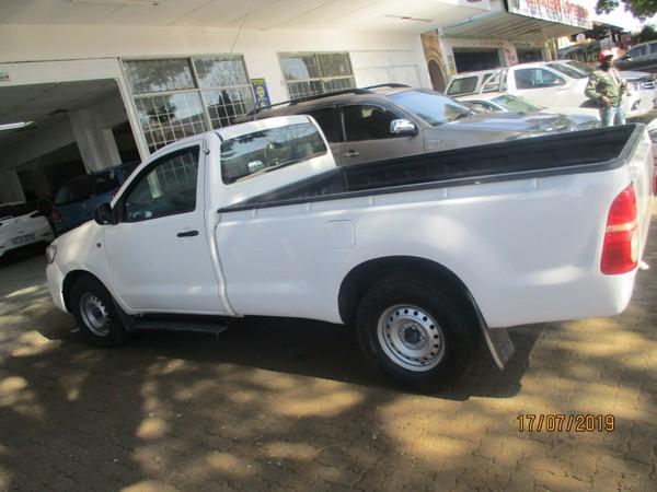 2014 Toyota Hilux 2.5 D-4d Pu Sc  Gauteng Johannesburg_0