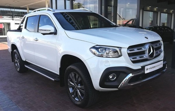 2019 Mercedes-Benz X-Class X250d 4x4 Power Auto Western Cape Worcester_0