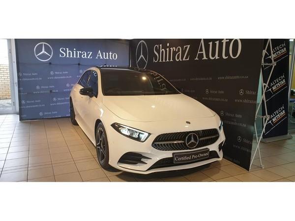 2019 Mercedes-Benz A-Class A 200 Auto Gauteng Lenasia_0