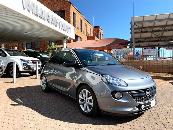 2019 Opel Adam 1.0T JAM 3-Door Gauteng Centurion_0