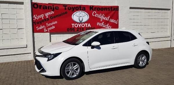 2019 Toyota Corolla 1.2T XR CVT 5-Door Free State Kroonstad_0