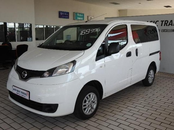 2015 Nissan NV200 1.6i Visia 7 Seater Gauteng Pretoria_0