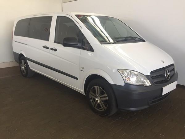 2011 Mercedes-Benz Vito 113 Cdi Function  Gauteng Vereeniging_0
