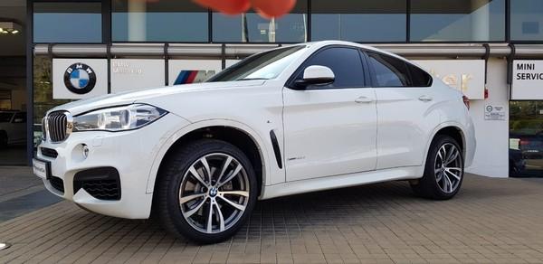 2016 BMW X6 xDRIVE40d M Sport Gauteng Roodepoort_0