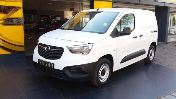 2019 Opel Combo Cargo 1.6TD FC PV Gauteng Midrand_0