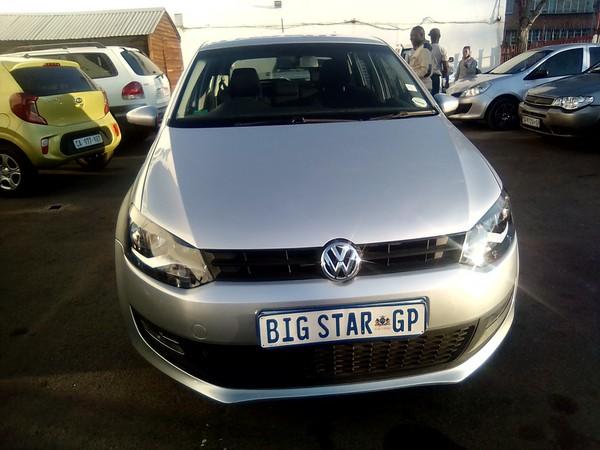 2012 Volkswagen Polo 1.6 Trendline  Gauteng Johannesburg_0