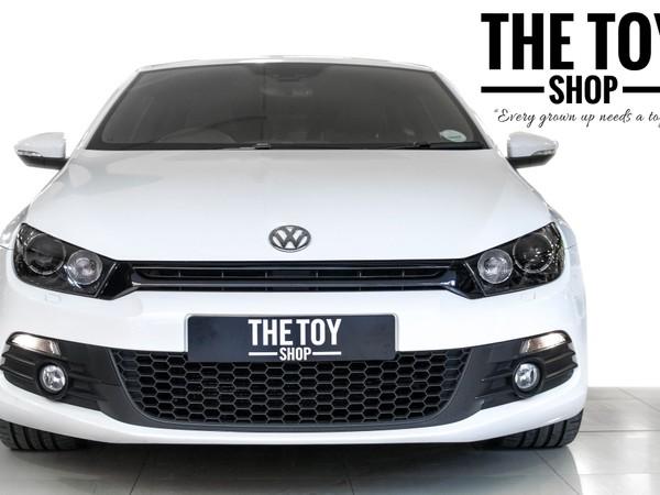 2012 Volkswagen Scirocco 2.0 Tsi Sportline Dsg  Western Cape Cape Town_0