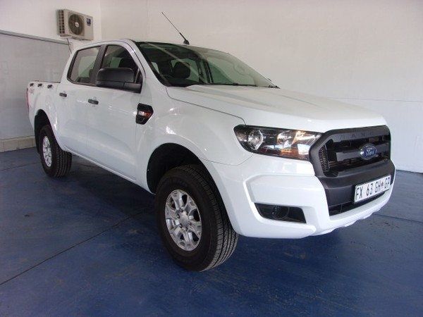 2017 Ford Ranger 2.2TDCi XL 4X4 Double Cab Bakkie Free State Kroonstad_0