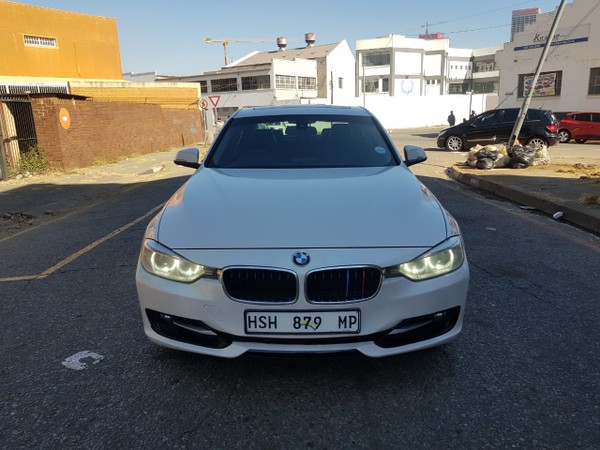 2012 BMW 3 Series 328i M Sport Line At  f30  Gauteng Jeppestown_0