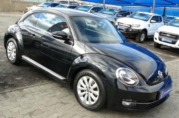 2012 Volkswagen Beetle 1.2 Tsi Design  Western Cape Oudtshoorn_0