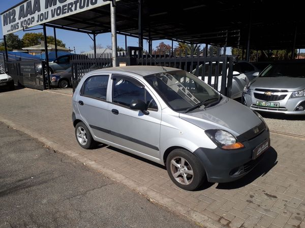 2008 Chevrolet Spark 1.2 L 5dr  North West Province Klerksdorp_0