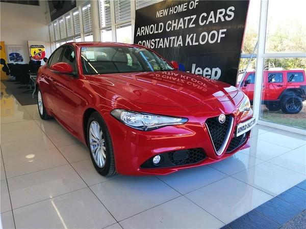 2018 Alfa Romeo Giulia 2.0T Gauteng Roodepoort_0
