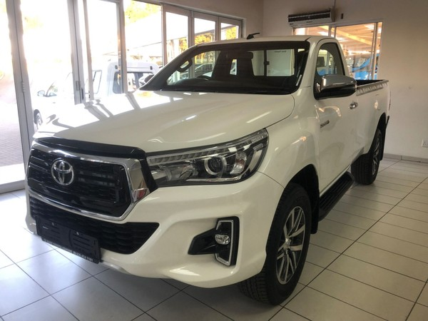 2019 Toyota Hilux 2.8 GD-6 Raider 4X4 Single Cab Bakkie Kwazulu Natal Eshowe_0