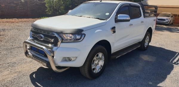 2016 Ford Ranger 3.2TDCi XLT 4X4 Auto Double Cab Bakkie Limpopo Mokopane_0