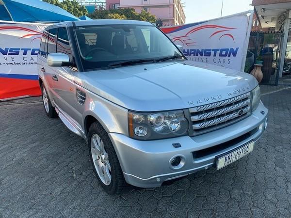 2007 Land Rover Range Rover Sport 4.2 V8 Supercharged Gauteng Bryanston_0