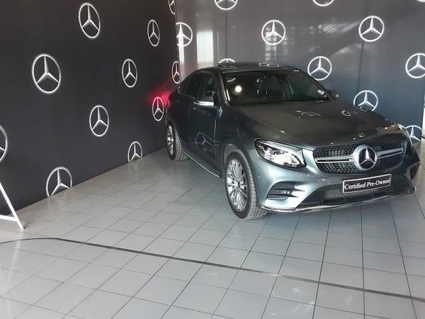 2019 Mercedes-Benz GLC COUPE 250 Gauteng Johannesburg_0