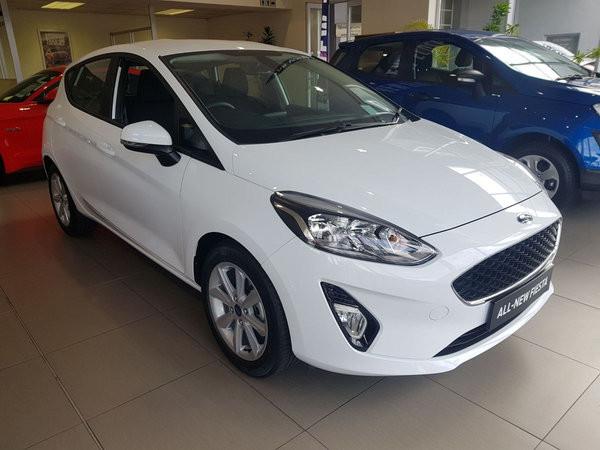 2020 Ford Fiesta 1.5 TDCi Trend 5-Door Western Cape Cape Town_0