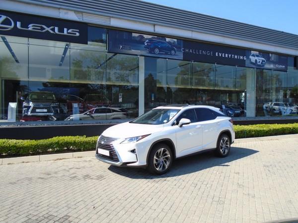 2019 Lexus RX 350 EX Gauteng Four Ways_0