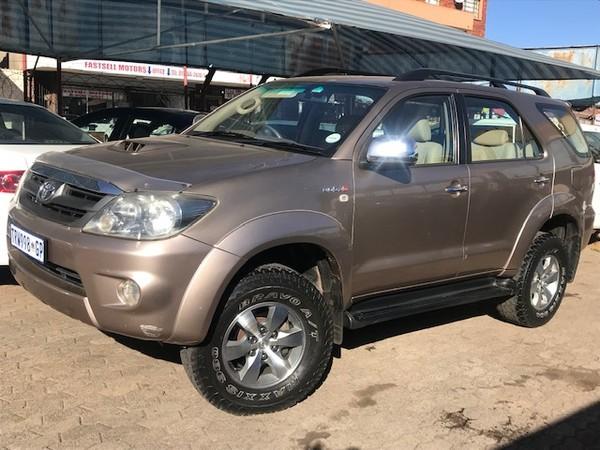 2006 Toyota Fortuner 3.0d-4d 4x4  Gauteng Roodepoort_0