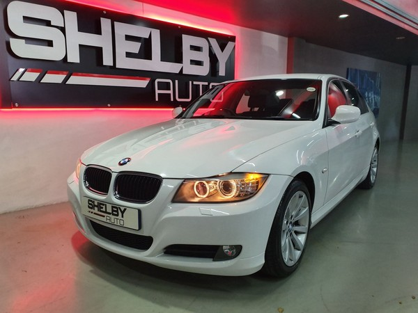 2011 BMW 3 Series 320i At e90  Gauteng Four Ways_0