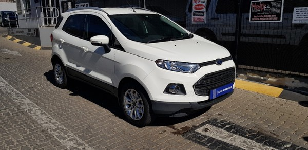 2016 Ford EcoSport 1.5TiVCT Titanium Auto Gauteng Roodepoort_0