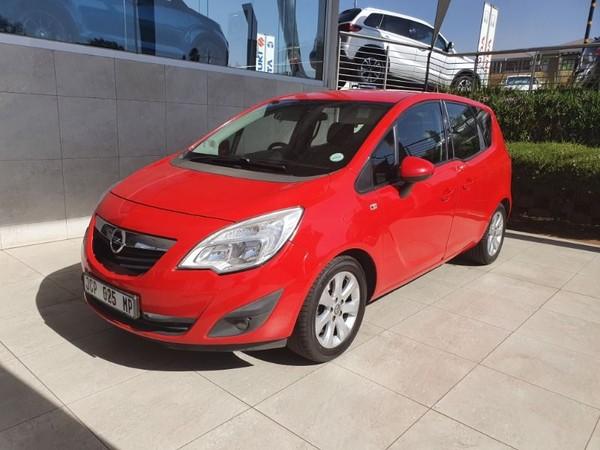 2012 Opel Meriva 1.4t Enjoy  Mpumalanga Witbank_0