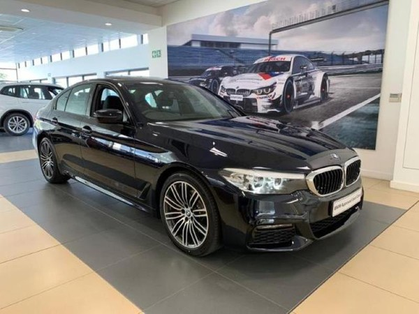 2019 BMW 5 Series 520D Auto M Sport Western Cape Stellenbosch_0