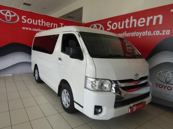 2018 Toyota Quantum 2.5 D-4d 10 Seat  Gauteng Lenasia_0