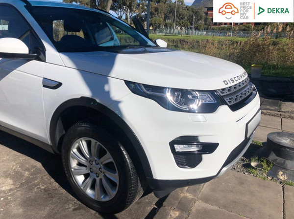 2017 Land Rover Discovery Sport Sport 2.2 SD4 HSE Western Cape Goodwood_0
