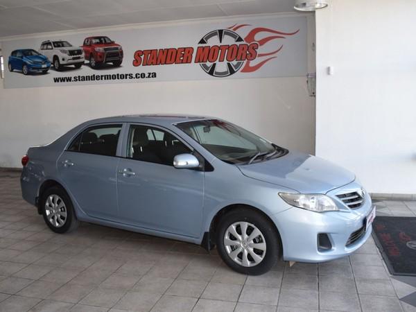 2013 Toyota Corolla 1.3 Professional  Gauteng Nigel_0