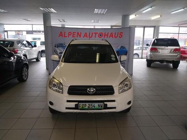 2008 Toyota Rav 4 Rav4 2.2d-4d Gx  Western Cape Parow_0