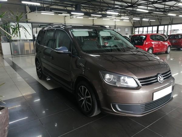 2011 Volkswagen Touran 1.2 Tsi Trendline  Western Cape Parow_0