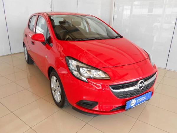 2018 Opel Corsa 1.0T Enjoy 5-Door North West Province Rustenburg_0
