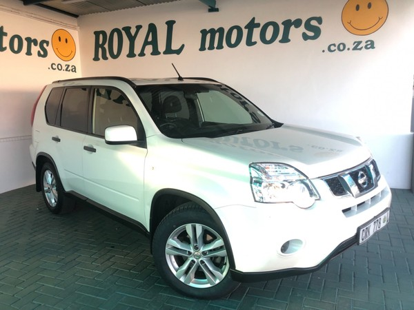 2013 Nissan X-Trail 2.0 Dci 4x2 Xe r82r88  Gauteng Krugersdorp_0
