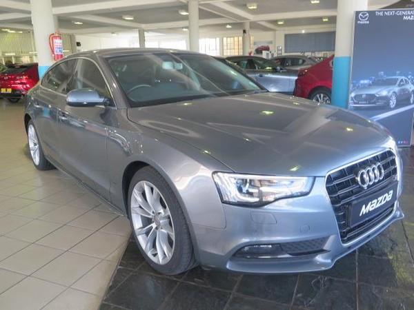 2015 Audi A5 Sprtback 2.0 Tdi Multi  Gauteng Rosettenville_0