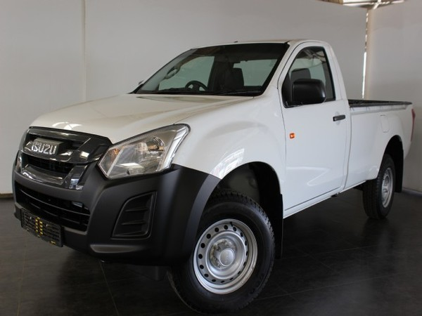 2019 Isuzu D-MAX 250 HO Fleetside Single Cab Bakkie Gauteng Boksburg_0