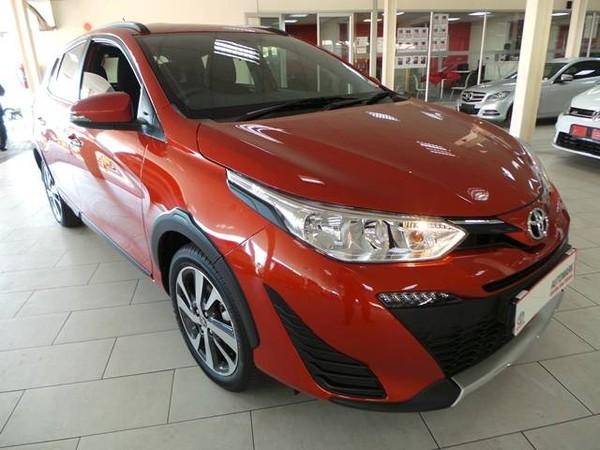 2019 Toyota Yaris 1.5 Cross 5-Door Gauteng Alberton_0