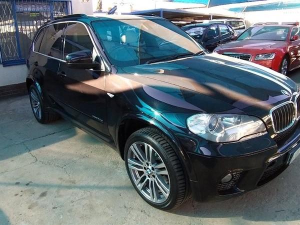 2011 BMW X5 Xdrive30d 7 seater M-sport At  Gauteng Rosettenville_0