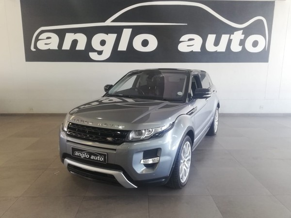 2013 Land Rover Evoque 2.0 Si4 Dynamic  Western Cape Athlone_0
