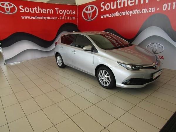 2018 Toyota Auris 1.6 XS Gauteng Lenasia_0