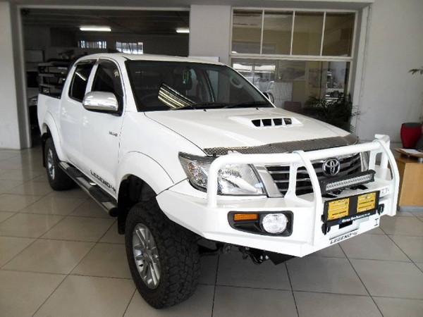2015 Toyota Hilux 3.0 D-4D LEGEND 45 4X4 Double Cab Bakkie Mpumalanga White River_0